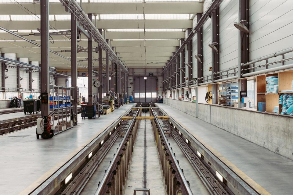 Architekt finden fuer Industrie Gewerbe